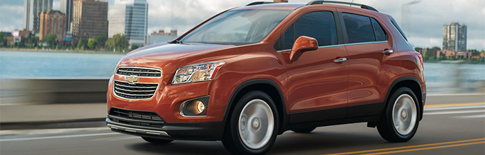Chevrolet Trax Tuning Modification Chevrolerry