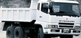 Fuso Heavy Duty Dump Truck